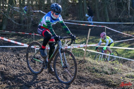 CYCLOCROSS - Championnat de France - Gazette Sports - Coralie Sombret-43