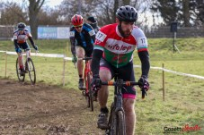 CYCLOCROSS - Championnat de France - Gazette Sports - Coralie Sombret-59