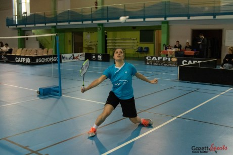 BADMINTON - LE HAVRE VS AMIENS- ROMAIN GAMBIER- GAZETTE SPORTS42