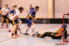 FLOORBALL - Hoplites vs IFK Paris - Gazette Sports - Coralie Sombret-24