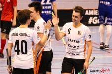FLOORBALL - Hoplites vs IFK Paris - Gazette Sports - Coralie Sombret-29