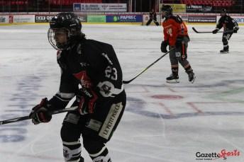 HOCKEY-SUR-GLACE - U17 vs Meudon ACBB - Gazette Sports - Coralie Sombret-29