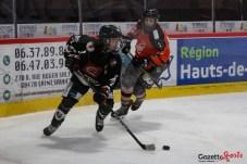 HOCKEY-SUR-GLACE - U17 vs Meudon ACBB - Gazette Sports - Coralie Sombret-36