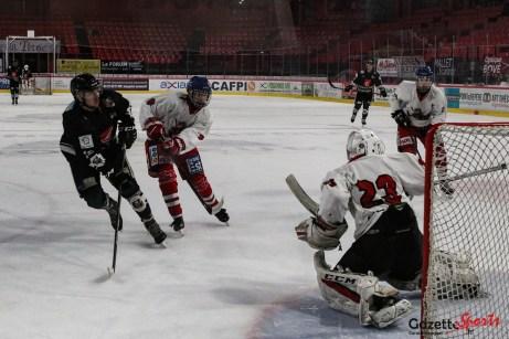 HOCKEY-SUR-GLACE - U20 vs Mulhouse - Gazette Sports - Coralie Sombret-12