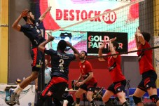 VOLLEY-BALL - AMVB vs Lyon - Gazette Sports - Coralie Sombret-10