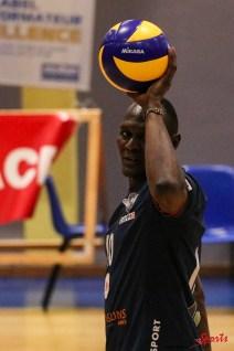 VOLLEY-BALL - AMVB vs Lyon - Gazette Sports - Coralie Sombret-15
