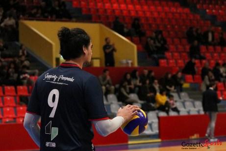 VOLLEY-BALL - AMVB vs Lyon - Gazette Sports - Coralie Sombret-18