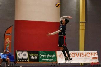 VOLLEY-BALL - AMVB vs Lyon - Gazette Sports - Coralie Sombret-2