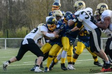 FOOT US_SPARTIATES vs COUGARS_Kévin_Devigne_Gazettesports_-33