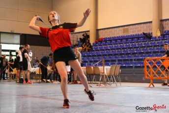 BADMINTON - Tournoi National des jeunes gargouilles- GazetteSports - Coralie Sombret-12
