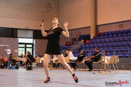 BADMINTON - Tournoi National des jeunes gargouilles- GazetteSports - Coralie Sombret-22