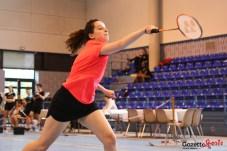 BADMINTON - Tournoi National des jeunes gargouilles- GazetteSports - Coralie Sombret-3