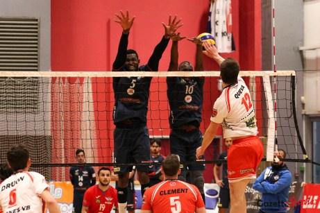 VOLLEY-BALL - AMVB vs Harnes - GazetteSports - Coralie Sombret-29