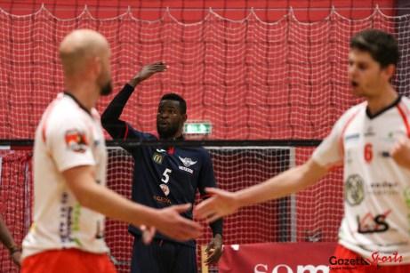 VOLLEY-BALL - AMVB vs Harnes - GazetteSports - Coralie Sombret-32