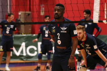VOLLEY-BALL - AMVB vs Harnes - GazetteSports - Coralie Sombret