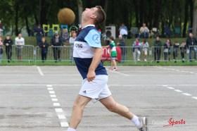 Ballon au poing (Reynald Valleron (89)