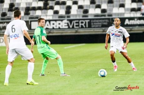football - ligue 1 - amiens sc vs leganes amical - aleesami haitam_0004 leandre leber - gazettesports