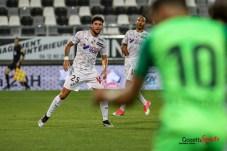 football - ligue 1 - amiens sc vs leganes amical - jordan lefort _0001 leandre leber - gazettesports