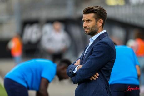 football - ligue 1 - amiens sc vs leganes amical - luka elsner _0010 leandre leber - gazettesports