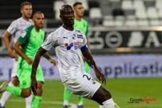 football - ligue 1 - amiens sc vs leganes amical - prince gouano _0002 leandre leber - gazettesports