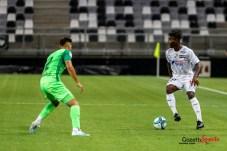 football - ligue 1 - amiens sc vs leganes amical - timite cheick_0002 leandre leber - gazettesports