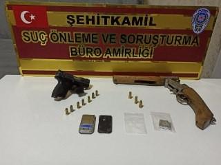 Çeşitli suçlardan aranan 55 şahıs yakalandı