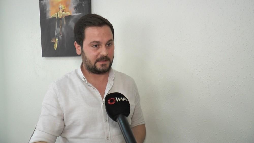 İş adamı cinayetinde gazeteciden sitem