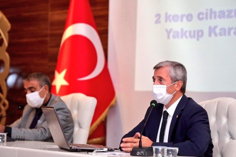 Şahinbey Belediyesi meclis toplantısı gerçekleşti
