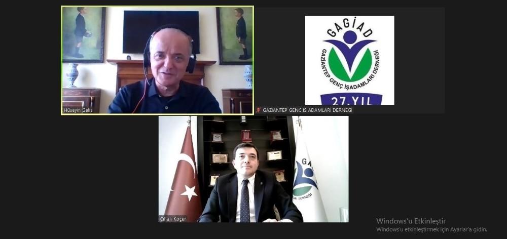 GAGİAD'dan video konferans
