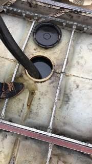 Gaziantep'te 6 bin litre gümrük kaçağı akaryakıt ele geçirildi