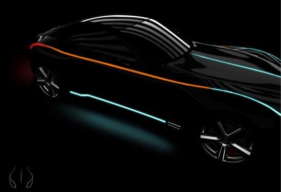 Audi D7 Concept Car The Blog About The Future