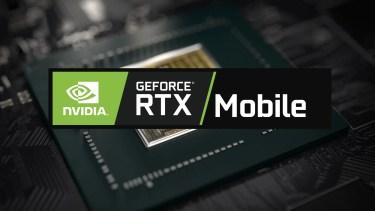 モバイル向けRTX 3000シリーズの詳細判明。RTX 3080Mまで存在