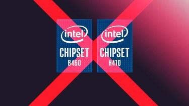 Intel B460/H410マザーボードは『Rocket Lake-S』非対応に。
