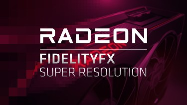 AMD FidelityFX Super Resolutionが春に登場。NVIDIA DLSSに対抗