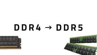 DDR5メモリとは?DDR4との違いや価格、販売情報について紹介