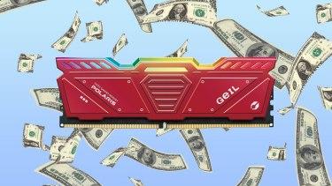 DDR5の北米販売価格が判明。16GBx2枚構成で約5万円程度か。