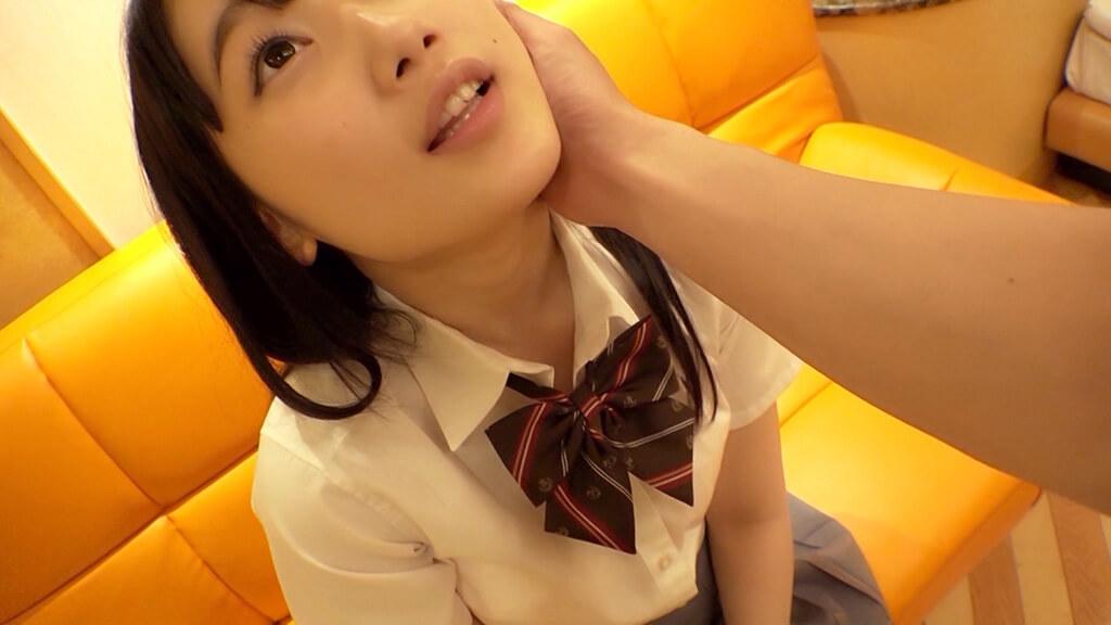 宮崎あや 画像 キスからスケベなJK制服ハメ撮りSEX エロ画像