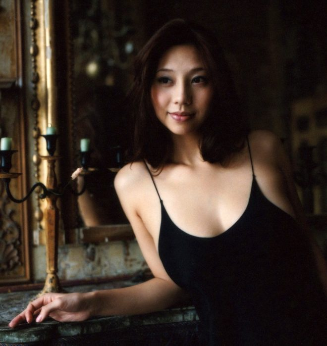 小泉麻耶ヌード (89)