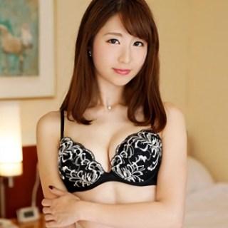素人OLのえっちな性行為がエロい沖田里緒AV画像