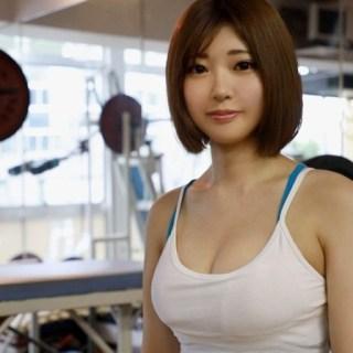 石川祐奈 むっちりボイン娘のSEX AV画像
