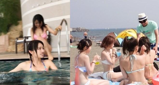 水着女子大生をナンパ 200GANA-1815 200GANA-1838