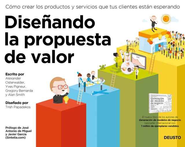 Lectura recomendada para emprendedores: Diseñando la propuesta de valor