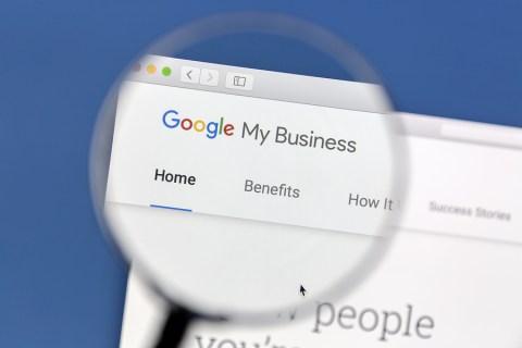 Zergatik egon behar du zure negozioak Google My Businessen?