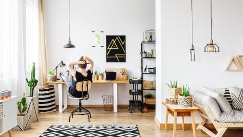 Consejos para crear un espacio de trabajo productivo, práctico y saludable