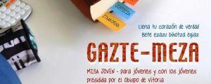 Gazte Meza - Misa Joven @ Iglesia de San Miguel | Vitoria-Gasteiz | Euskadi | España