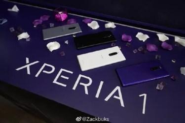 幅がある「Xperia 1」の「4K」。「Xperia 1」の後継機種で真の「4K」に対応するかも。