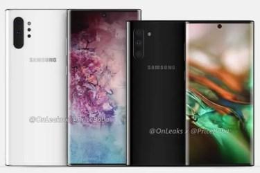 「Xperia」と同じく「Galaxy Note10」の発売日は「金曜日」に。ただ最上位モデルは「18万円」に。