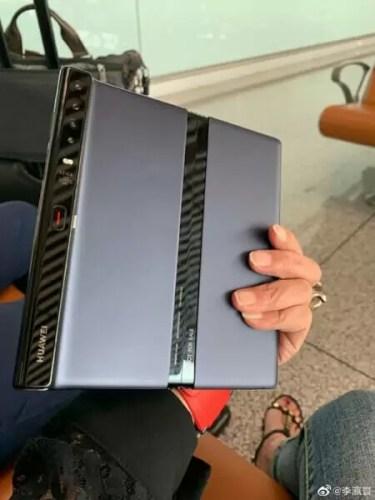 本体価格に差が?Huawei Mate XはKirin980/Kirin990の2つのモデルが存在に。