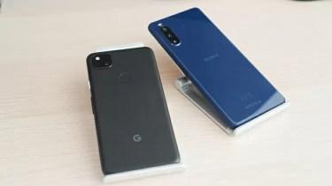 比較レビュー。「Xperia 10II」より「Google Pixel 4a」の方がおすすめな理由