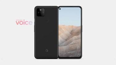 次期Google Pixelの折りたたみ式機種。ディスプレイサイズが判明?